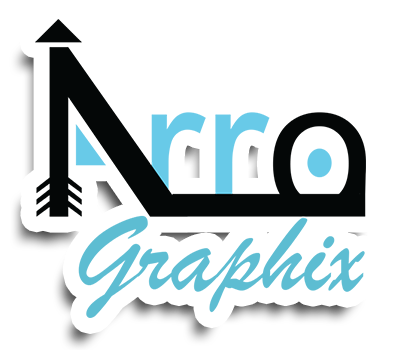 Arro Graphix Web Design % Graphic Design Logo